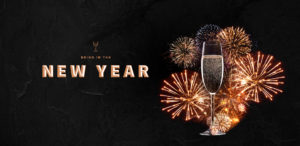 Happy New Year - The Best Italian Restaurant & Hotel in Cardiff