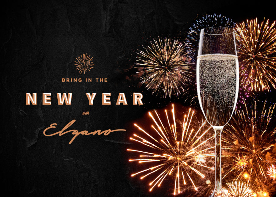 Bring In The NEW YEAR with ELGANO