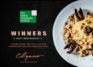Elgano Awards - The Best Italian Restaurant & Hotel in Cardiff